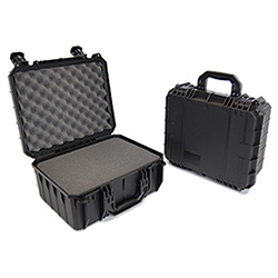Black Seahorse 130 Protective Case with Foam